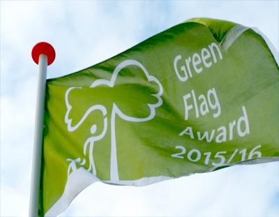 Greenflag Award