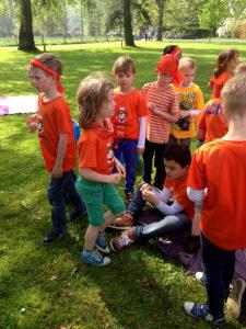 Koningsspelen Nutsschool Kalheupink